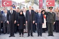 Atatürk Vefatının 81'İnci Yılında Törenlerle Anıldı