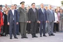 Ayvalık'ta Atatürk, Ebediyete İntikal Edişinin 81. Yıl Dönümünde Hüzünle Anıldı