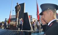 CEVDET ERTÜRKMEN - Bafra'da 10 Kasım Anma Töreni