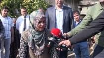 Bakan Pakdemirli, Hırsızlık Mağduru Besici Çifti Yalnız Bırakmadı