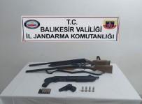 Balıkesir'de Güven Operasyonunda 32 Şahıs Yakalandı
