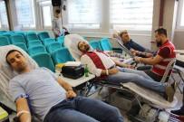 NECATTIN DEMIRTAŞ - Baruthane Ortaokulu'nda Yeni Bir Kan Bağışı Rekoru