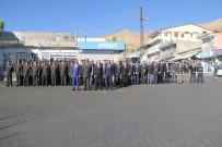 Başkale'de Atatürk'ü Anma Töreni