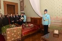 Başkan Akpolat, Dolmabahçe Sarayı'nda Atatürk'ü Anma Törenine Katıldı