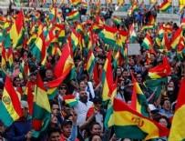 BOLIVYA - Bolivya Devlet Başkanı istifa etti