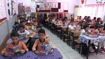 TEMİZLİK GÖREVLİSİ - Bu Okullarda Herkes 'Okuyor'