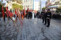 Burhaniye Atatürk'ü Andı