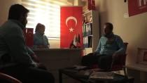 TATLI SU KAYNAKLARI - Bursa'da 4 Arkadaş İklim Değişikliğine Dikkat Çekmek İçin Dağlara Tırmanıyor