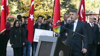 Büyük Önder Atatürk, Çubuk'ta Anıldı