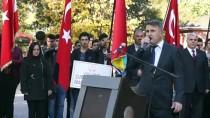 ESNAF VE SANATKARLAR ODASı - Büyük Önder Atatürk, Çubuk'ta Anıldı