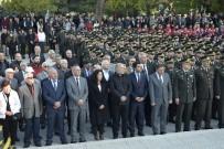 Büyük Önder Mustafa Kemal Atatürk Burdur'da Anıldı