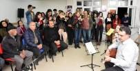 ERDAL ERZINCAN - Çağlayan Müzik Sınıfına Kavuştu