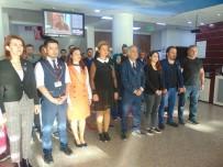 MURAT ÇELIK - Denizli Özel Cerrahi Hastanesinde Ata'ya Özel Tören