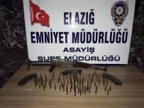 Elazığ'da Kalaşnikof  Ele Geçirildi