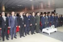 Erciş'te Atatürk'ü Anma Töreni