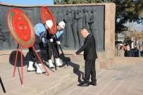 Gazi Mustafa Kemal Atatürk Ölümünün 81. Yıl Dönümünde Erzurum'da Anıldı