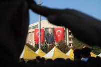 BAYRAM YıLMAZKAYA - Gaziantep'te Atatürk Ebediyete İntikalinin 81.Yıl Dönümü Anıldı