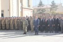 ŞEHİT AİLELERİ DERNEĞİ - Hakkari'de Atatürk'ü Anma Töreni