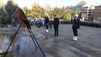 Kırıkkale'de Saat 9'U 5 Geçe Hayat Durdu