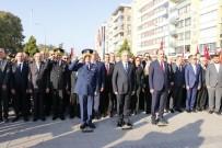 Konya'da Ebediyete İntikalinin 81. Yıl Dönümünde Atatürk Törenle Anıldı
