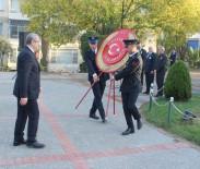 Manisa İlçelerinde 10 Kasım Töreni