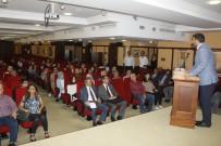 Mersin'de 'İcra Ve İflas Hukukunda Uygulamadan Kaynaklanan Sorunlar' Semineri Düzenlendi