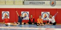 Muratpaşa Belediyespor Kadın Hentbol Takımının Hedef Galibiyet