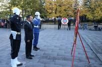 Nevşehir'de 10 Kasım Atatürk'ü Anma Töreni Düzenlendi