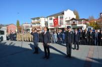 Oltu Ve Aşkale'de 10 Kasım Atatürk'ü Anma Etkinlikleri