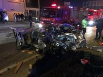 Sakarya'da 4 Aracın Karıştığı Kaza Açıklaması1'i Bebek Toplam 3 Ölü, 7 Yaralı