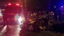 Sakarya'da Zincirleme Trafik Kazası Açıklaması 3 Ölü, 7 Yaralı