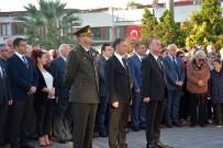 Sinop'ta 10 Kasım Açıklaması Zaman Adeta Durdu
