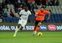Süper Lig Açıklaması Medipol Başakşehir Açıklaması 1 - MKE Ankaragücü Açıklaması 0 (İlk Yarı)