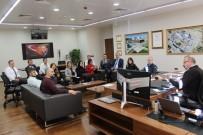 Tekirdağ'ın Sağlıkçıları Yozgat Şehir Hastanesi'nde