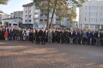 Terme'de Atatürk Anıldı