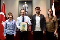 TGB'den Başkan Ataç'a Ziyaret