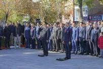 Van'da Atatürk'ü Anma Töreni
