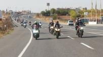 BEŞPıNAR - Yüzlerce Motosikletliden 10 Kasım Etkinliği