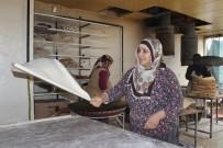 3 Çocuk Annesi Yöresel Ekmek Üretimiyle, 5 Kişiye İstihdam Sağladı