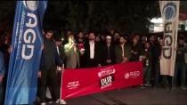 AGD Üyeleri Bangladeş'teki İdam Kararlarını Protesto Etti