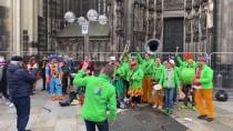 Almanya'da '5. Mevsim' Karnaval Sezonu