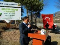 Ardahan'da Ağaçlar Posof'a Dikildi