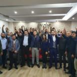 Aydın Ülkü Ocakları'nda Yönetim Kurulu Yenilendi