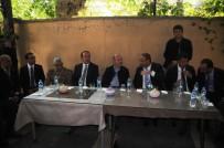 ŞERAFETTIN ELÇI - Bakan Soylu Cizre'de Esnafı Ziyaret Edip Vatandaşlarla Çay İçti