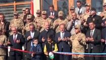 Bakan Soylu, Şırnak Jandarma Bölge Komutanlığı Binasının Açılışını Yaptı