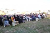 Başkan Bıyık, Nenehatun'da Halkla Buluştu