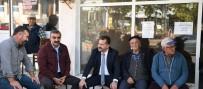 Başkan Yılmaz, Balya Ve İvrindi'yi Ziyaret Etti