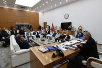 Başkan Yüce Açıklaması 'Sakaryaspor'un Eski Günlerine Dönmesi En Büyük Arzumuzdur'