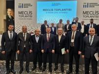 Belediye Başkanları Marmara Belediyeler Birliği Toplantısına Katıldı