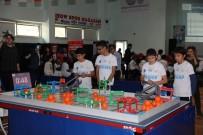 BİGEP Kapsamında Robot Turnuvası Düzenlendi